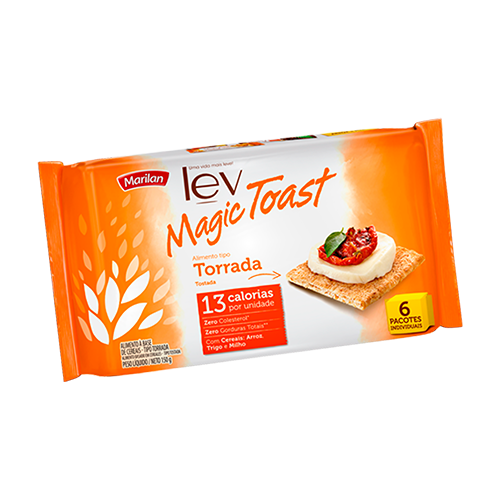 Torrada Magic Toast Tradicioanal 150g
