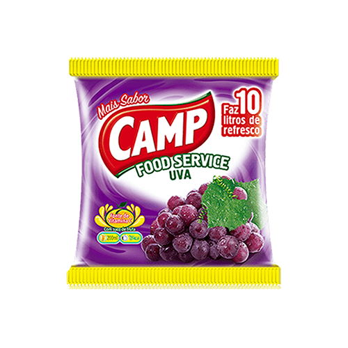 Camp Food Service Uva 150g