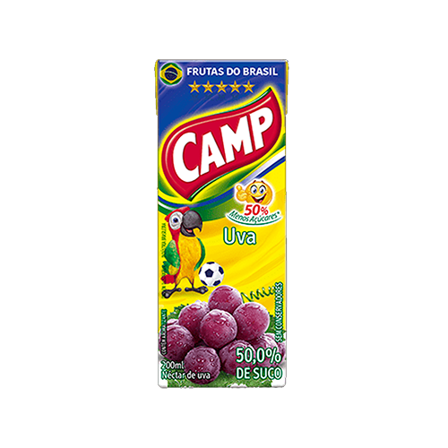 Nectar Camp Uva 200ml