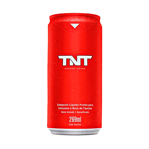 Energético TNT Energy Drink 269ml