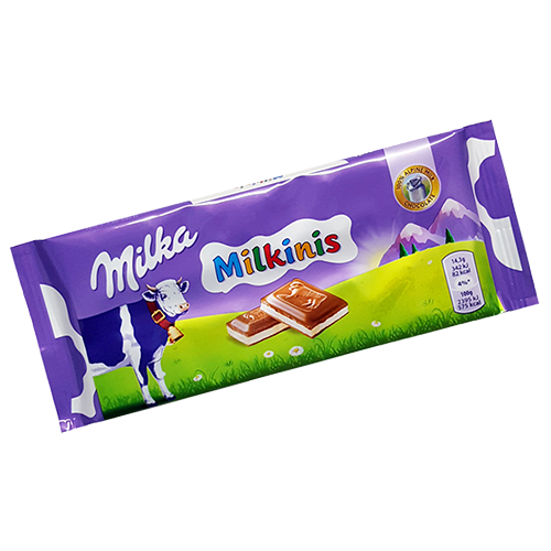 Chocolate Milka Milkinis 100g