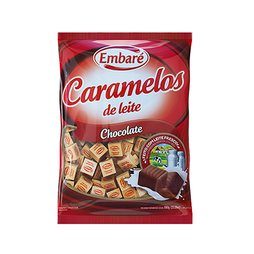 Caramelo de Chocolate 660g