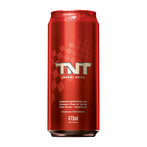 Eneregético TNT Energy Drink 473ml