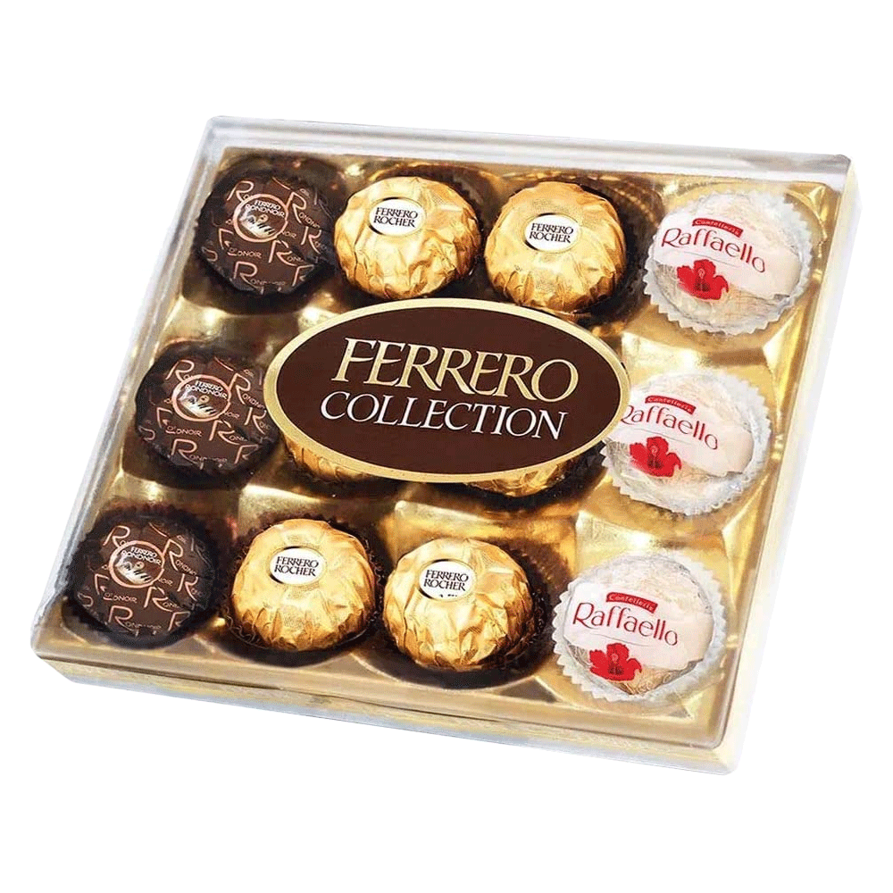 Bombom Rocher Collection 12un