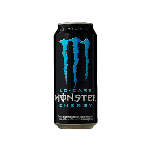 Energético Monster Energy Lo-Carb 473ml