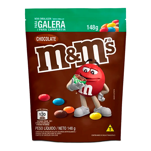 M&MS Chocolate 148g