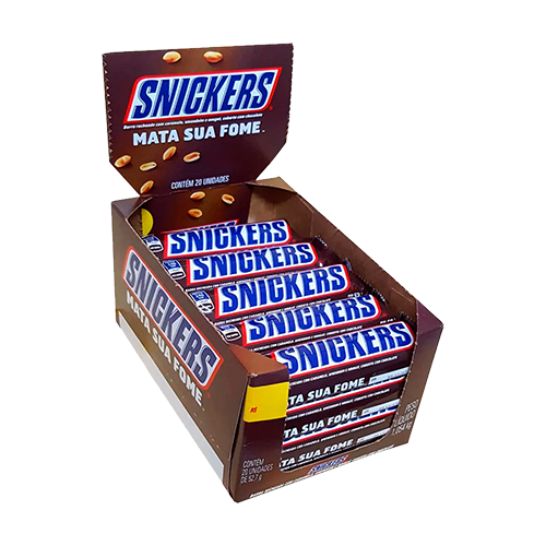 Snickers Original 20un 45g