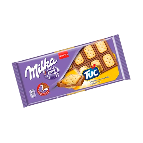 Chocolate Milka Tuc 87g