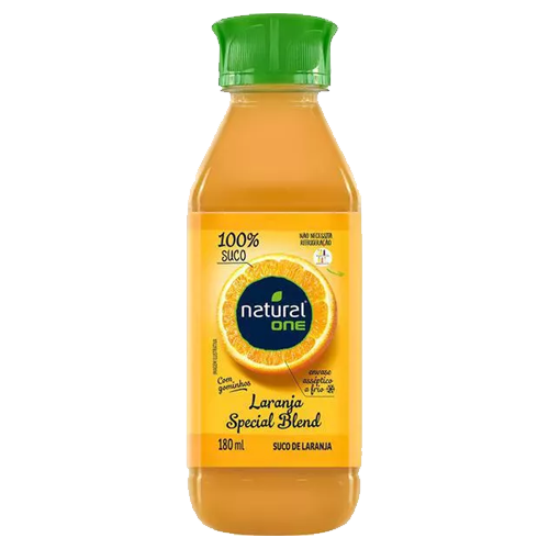 Suco de Laranja Special Blend 180ml Natural One