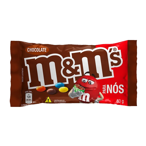 M&M'S Chocolate 15un 80g