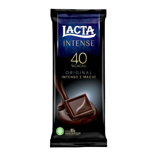 Tablete Intense Original 40% Cacau 85g