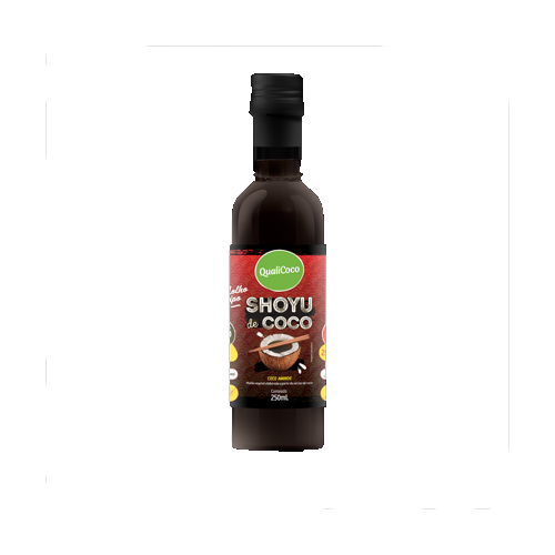 Shoyu de Coco 250ml QualiCoco
