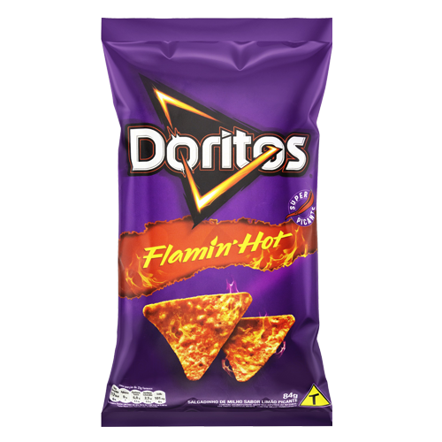 Doritos Flamin Hot 84g Pepsico