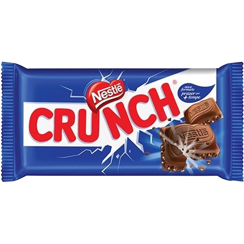 Crunch Tablete DP 22un 25g Nestlé